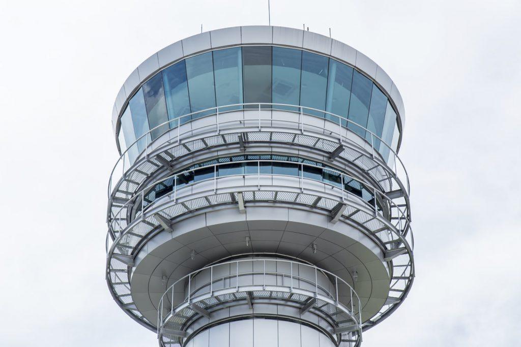 Torre de control Aeropuerto Olaya Herrera