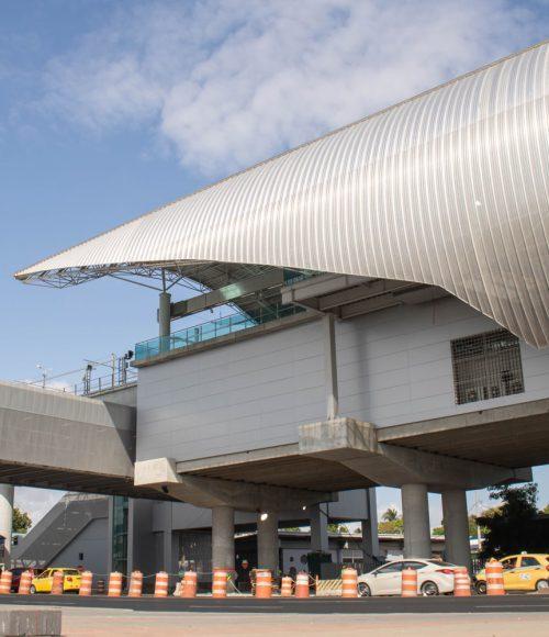 Línea 2 Metro de Panamá